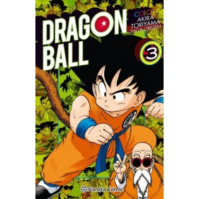 DRAGON BALL COLOR ORIGEN Y RED RIBBON 03/08