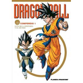 DRAGON BALL COMPENDIO 01/04