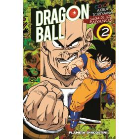 DRAGON BALL SAIYAN 02/03