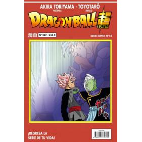 DRAGON BALL SERIE ROJA 229