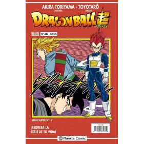 DRAGON BALL SERIE ROJA 230