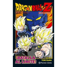 DRAGON BALL Z ¡BATALLA AL LIMITE!