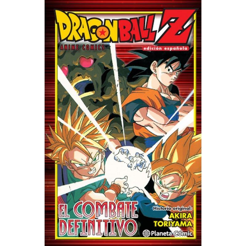 DRAGON BALL Z EL COMBATE DEFINITIVO