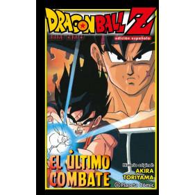 DRAGON BALL Z EL ÚLTIMO COMBATE