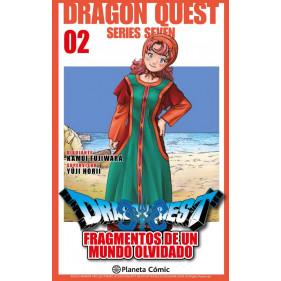 DRAGON QUEST VII FRAGMENTOS DEL MUNDO 02
