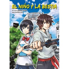EL NIÑO Y LA BESTIA 02