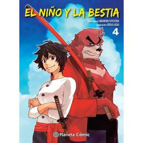 EL NIÑO Y LA BESTIA 04