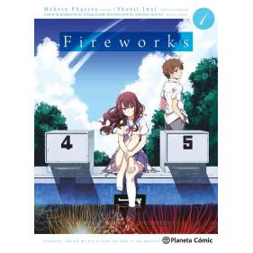 FIREWORKS (MANGA) 01