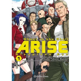 GHOST IN THE SHELL ARISE 01