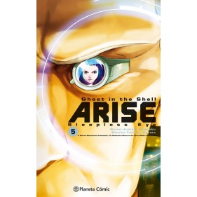 GHOST IN THE SHELL ARISE 05