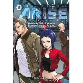 GHOST IN THE SHELL ARISE 06