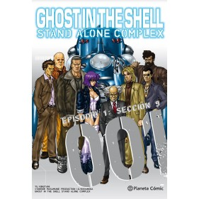 GHOST IN THE SHELL STAND ALONE COMPLEX 01