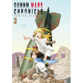 GUNNM ALITA MARS CHRONICLE 03