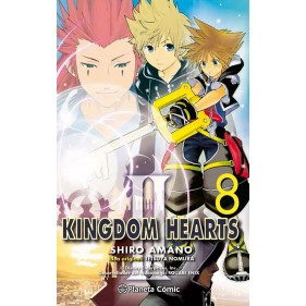 KINGDOM HEARTS II 08