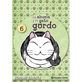 LA ABUELA Y SU GATO GORDO 06
