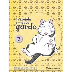 LA ABUELA Y SU GATO GORDO 07