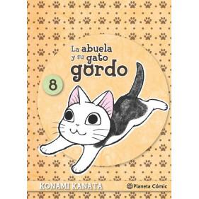 LA ABUELA Y SU GATO GORDO 08