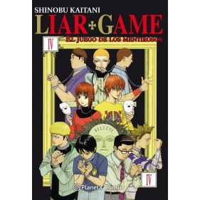 LIAR GAME 04