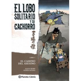 LOBO SOLITARIO Y SU CACHORRO 01