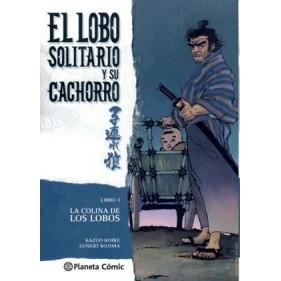 LOBO SOLITARIO Y SU CACHORRO 03