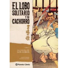 LOBO SOLITARIO Y SU CACHORRO 05