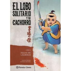 LOBO SOLITARIO Y SU CACHORRO 06