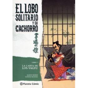 LOBO SOLITARIO Y SU CACHORRO 07