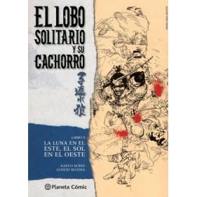 LOBO SOLITARIO Y SU CACHORRO 09
