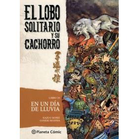 LOBO SOLITARIO Y SU CACHORRO 10