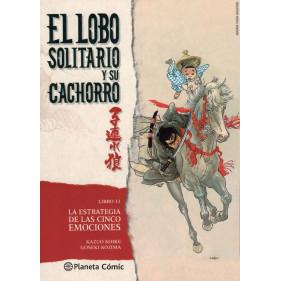 LOBO SOLITARIO Y SU CACHORRO 11