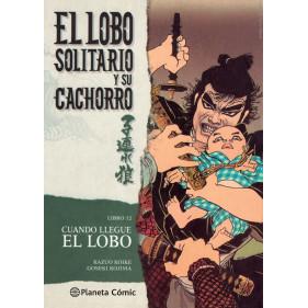 LOBO SOLITARIO Y SU CACHORRO 12