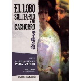 LOBO SOLITARIO Y SU CACHORRO 13