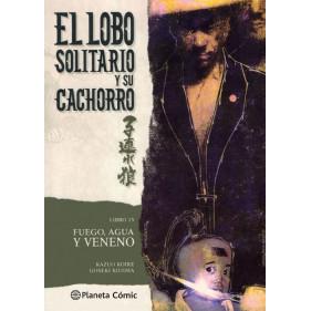 LOBO SOLITARIO Y SU CACHORRO 15