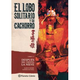 LOBO SOLITARIO Y SU CACHORRO 17