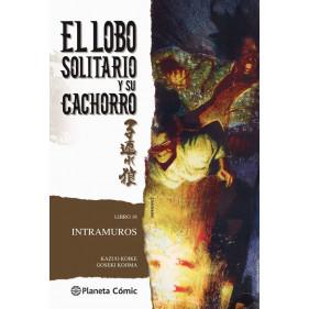 LOBO SOLITARIO Y SU CACHORRO 18