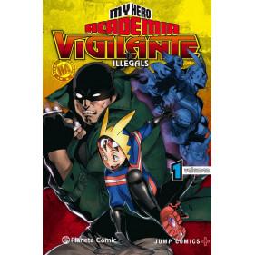 MY HERO ACADEMIA VIGILANTE ILLEGALS 01