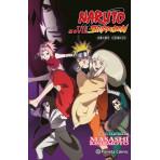 NARUTO ANIME COMIC 01 THE MOVIE SHIPPUDEN