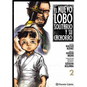 NUEVO LOBO SOLITARIO Y SU CACHORRO 02