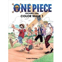 ONE PIECE COLOR WALK 01