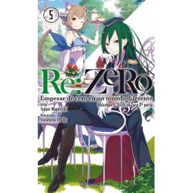 RE: ZERO 05 (NOVELA)