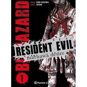 RESIDENT EVIL 01