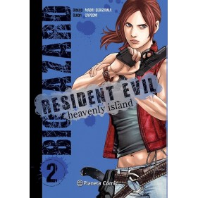 RESIDENT EVIL: HEAVENLY ISLAND 02