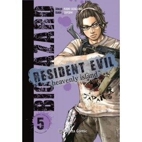 RESIDENT EVIL: HEAVENLY ISLAND 05