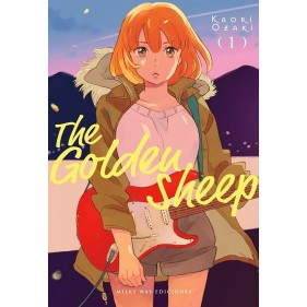 THE GOLDEN SHEEP 01 (POSTAL)