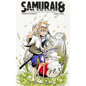 SAMURAI 8 01