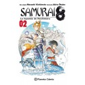 SAMURAI 8 02
