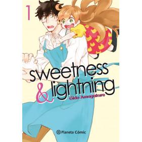 SWEETNESS & LIGHTNING 01