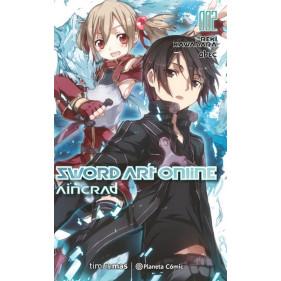 SWORD ART ONLINE 02 (NOVELA)