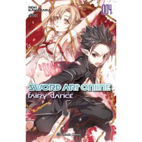 SWORD ART ONLINE 04 FAIRY DANCE 02 (NOVELA)