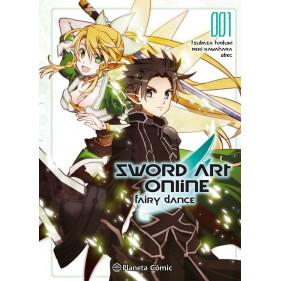 SWORD ART ONLINE FAIRY DANCE 01